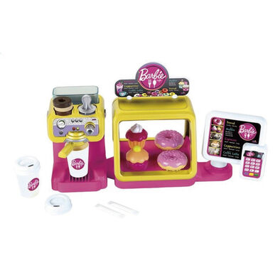 Barbie芭比美味咖啡廳
