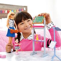 Barbie芭比音樂老師遊戲組