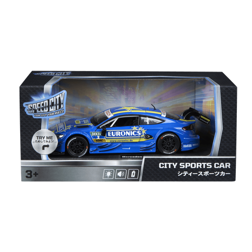 Speed City極速城市 1:32合金車