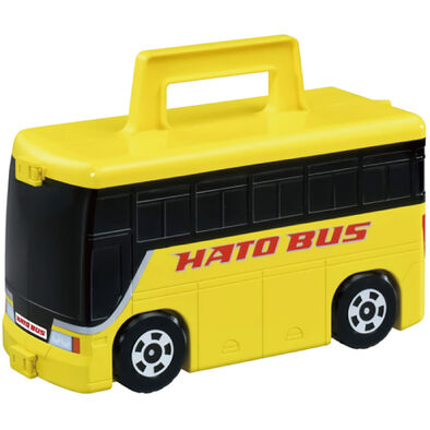 Tomica多美小汽車 哈多觀光巴士提盒
