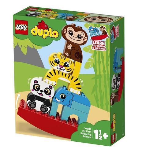 LEGO樂高得寶系列 10884 我的第一套動物疊疊樂 積木 玩具