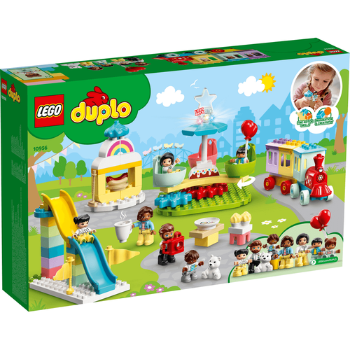 Lego樂高 10956 遊樂園