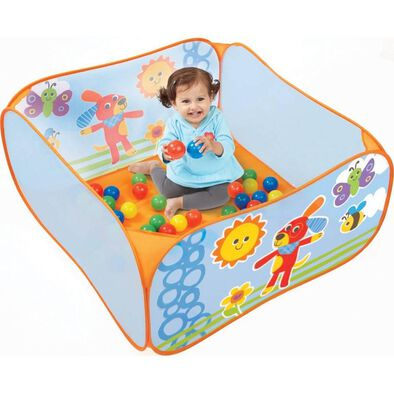 BRU Infant & Preschool 寶寶球池(附45顆球)
