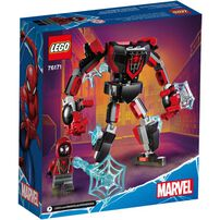 LEGO樂高 76171 Miles Morales Mech Armor