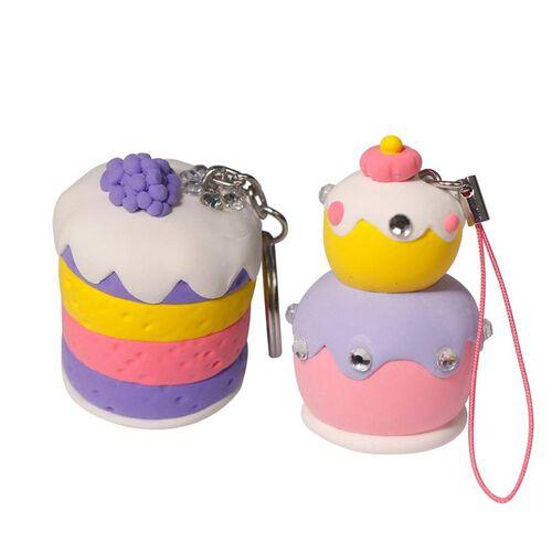 """Toys""""R""""Us玩具""""反""""斗城超級黏土DIY婚禮蛋糕組"""