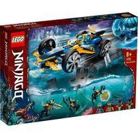 Lego樂高 71752 忍者水行車