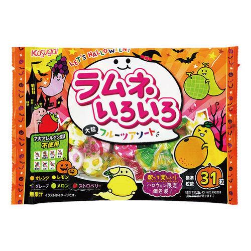 Goodeed 春日井 萬聖節水果汽水糖