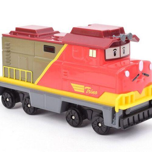 Robocar Poli波力救援小英雄 合金車系列 崔諾