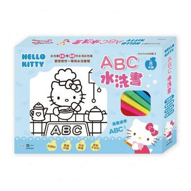 Acme世一 Hello Kitty ABC水洗書