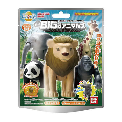 Bandai Big動物們入浴球- 隨機發貨