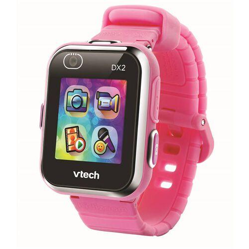 Vtech 8合1智慧運動遊戲手錶DX2 (粉)