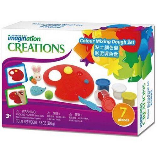 Universe Of Imagination知識小宇宙 粘土調色盤