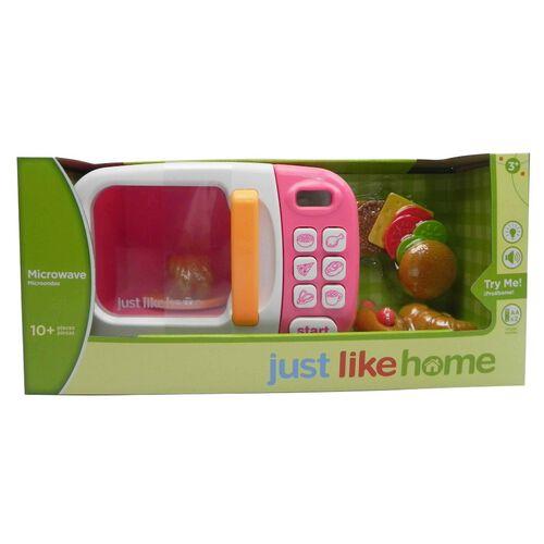 Just Like Home微波爐玩具