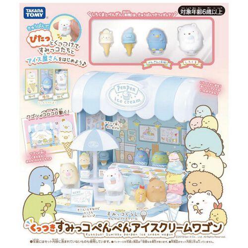 Sumikko Guarashi角落小夥伴 冰淇淋專賣店