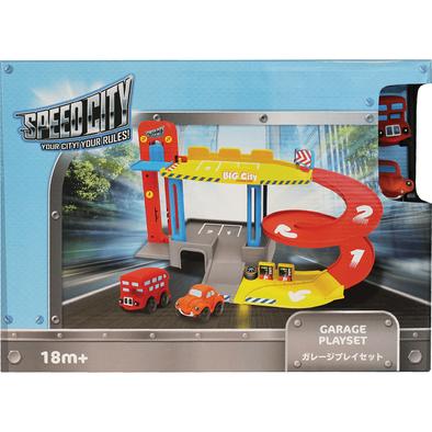 Speed City極速都市 Junior城市停車場
