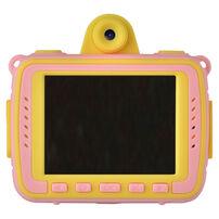 VisionKids 1600萬像素可拍照防水兒童數位相機 粉紅