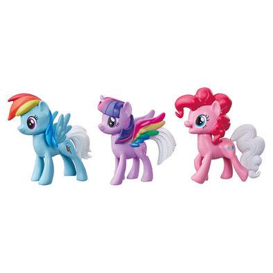 My Little Pony彩虹小馬變色尾巴3入組