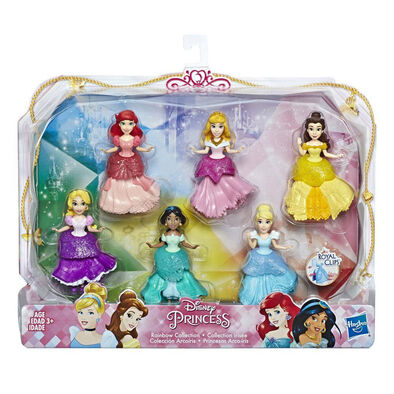 Disney Princess迪士尼公主 迷你公主組合包