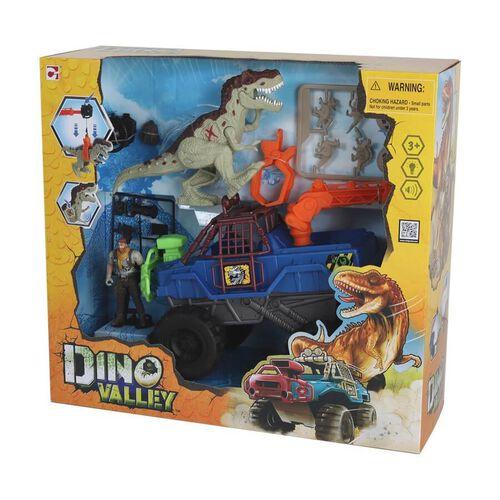 Dino Valley恐龍谷-越野車輛組