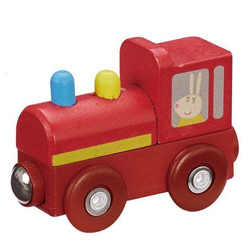 Peppa Pig粉紅豬小妹-(木製)交通工具小車-4款
