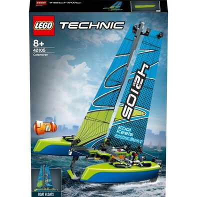 LEGO樂高 42105雙體帆船