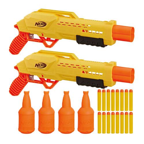 NERF 阿爾法系列 雙管爆虎(標靶組)