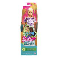 Barbie芭比愛海洋娃娃系列