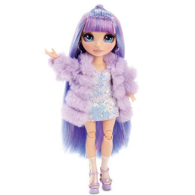 Rainbow High七彩時尚娃娃- Violet Willow