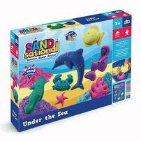 Sandsational 海洋世界動力沙