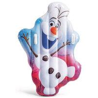 Intex Disney Frozen迪士尼冰雪奇緣雪寶充氣墊