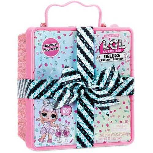 L.O.L. Surprise!驚喜寶貝蛋 豪華驚喜禮物盒 - 隨機發貨