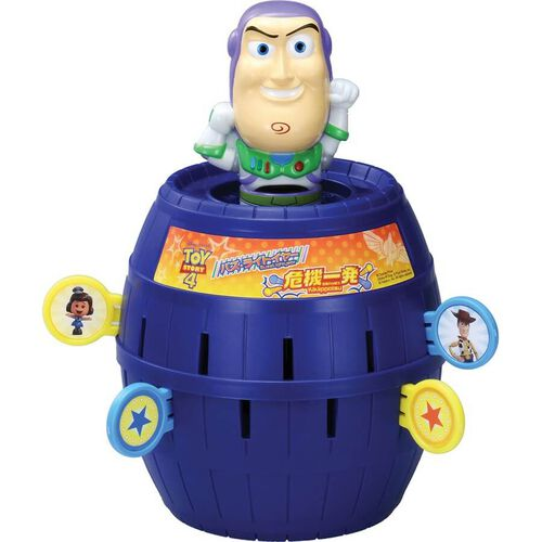 Toy Story玩具總動員4 危機一發巴斯光年