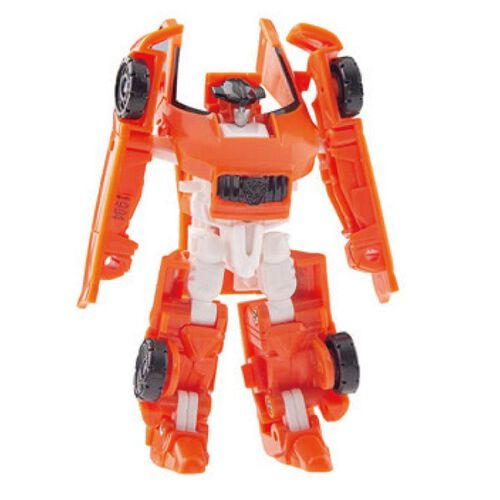 Hello Carbot衝鋒戰士 迷你衝鋒戰士 飛天