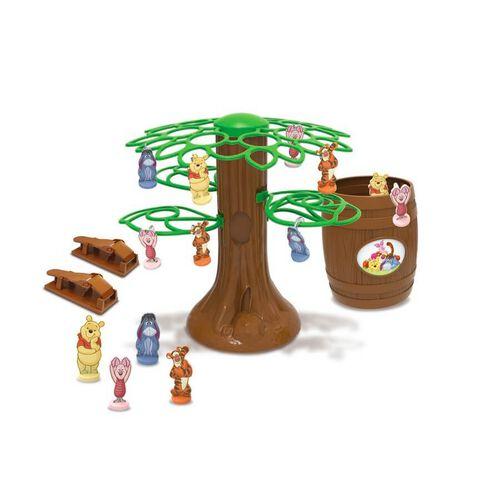 Disney迪士尼小熊維尼愛爬樹