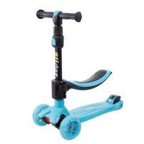 Slider 2合1滑板車 S1 藍