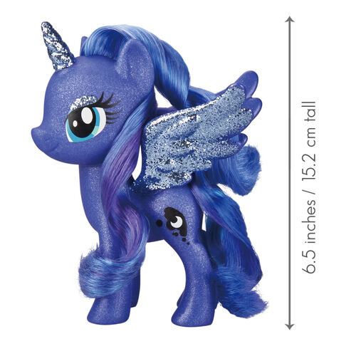 My Little Pony彩虹小馬  6吋公主 - 隨機發貨