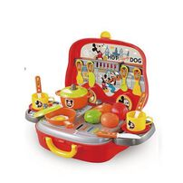 Disney迪士尼 米奇廚房隨身盒