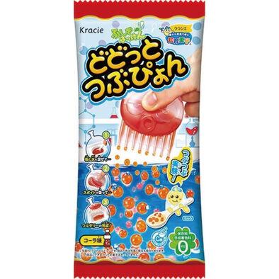 Kracie Foods 章魚下蛋食玩小達人 13g