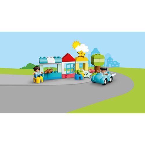 LEGO樂高得寶系列 拼砌顆粒盒 10913