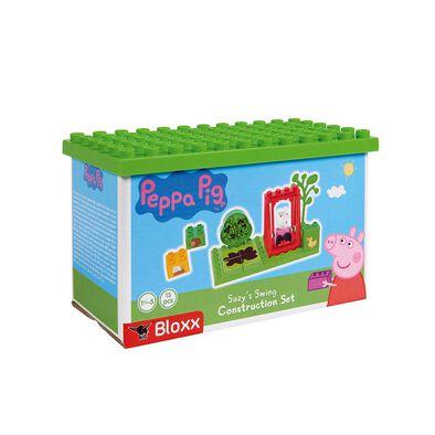 Peppa Pig粉紅豬小妹 PEPPA PIG 積木系列-基本組