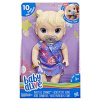 Baby Alive淘氣寶貝 吃嘴嘴娃娃