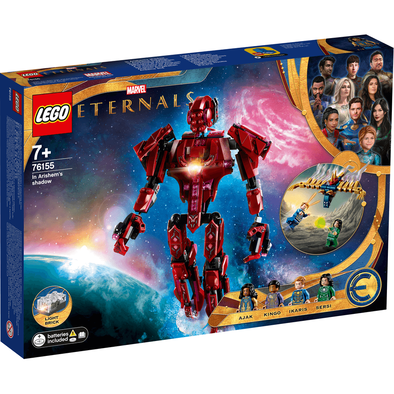 Lego樂高76155 In Arishem's shadow