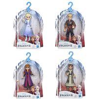 Disney Frozen迪士尼冰雪奇緣2迷你公主人物組 - 隨機發貨