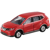 Tomica多美 No﹒21 Nissan X-Trail