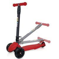 Slider 兒童三輪折疊滑板車 Xl1-酷紅