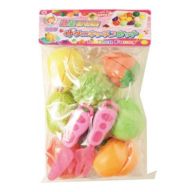 Toyco 家家酒玩具-蔬菜切切樂