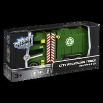 Speed City 極速城市 城市垃圾回收車