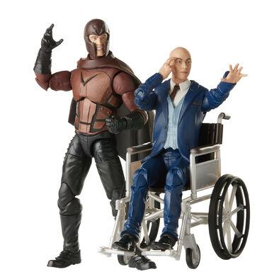 X-Men X戰警電影20週年紀念傳奇6吋人物組 X教授&萬磁王