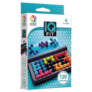 Smart Games IQ 3D 大挑戰IQ FIT