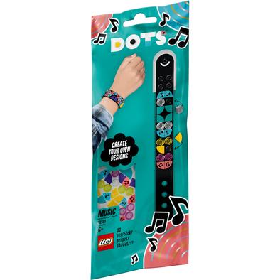 Lego樂高 Dots 41933 豆豆手環-美妙音符